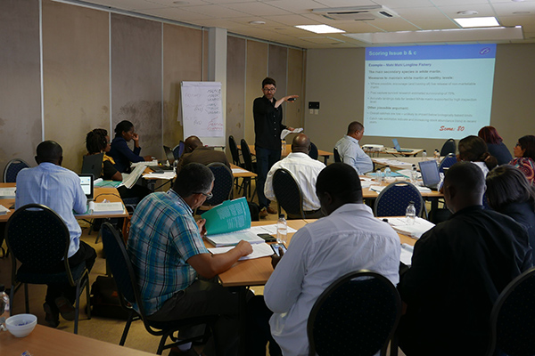 inmara projects MSC capacity training toolkit