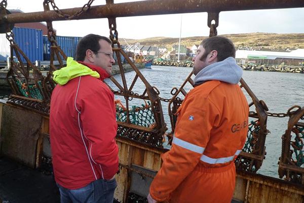 inmara services shetland